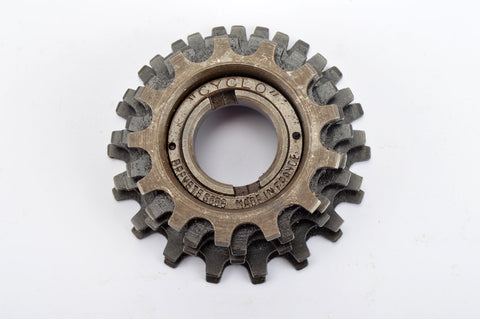 NEW Cyclo 5-speed freewheel with english threading from the 1970s NOS