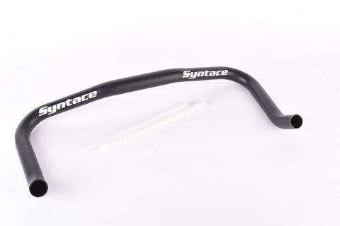 NOS Syntace Stratos 400 Bullhorn Handlebar in size 41 cm (c-c) and 26 mm clamp size