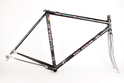 Eddy Merckx Strada OS frame in 52 cm (c-t) / 50.5 cm (c-c) with Columbus Brain tubes