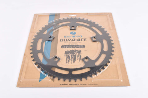 NOS/NIB Shimano Dura Ace 1st Generation Chainring with 55 teeth and 130 BCD from the 1970s