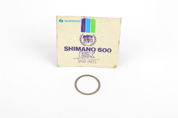 NOS/NIB Shimano 600 EX  Rear Hub Freehub adjusting washer in 0.3 mm