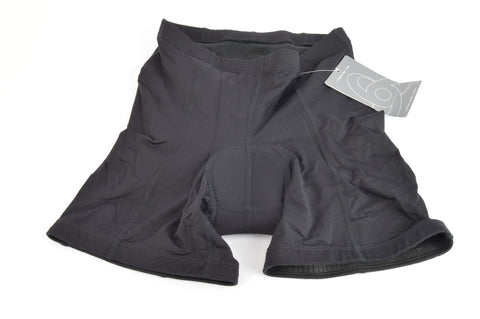 NEW Odlo #400101 Padded Shorts black in Size L