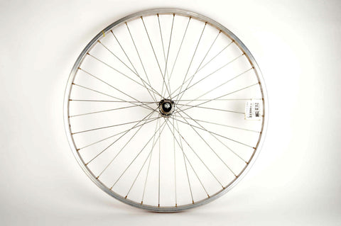 "New 27"" Rear Wheel with Aluminium Clincher Rim and Miche Hub from 2010s"