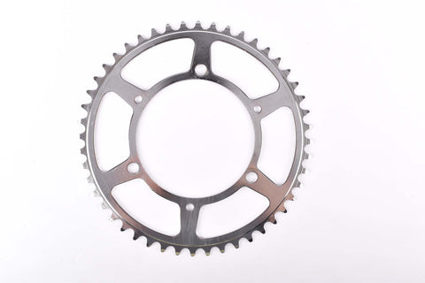 3 pin steel Chainring 48 teeth and 116 mm BCD from 1970s new bike take off