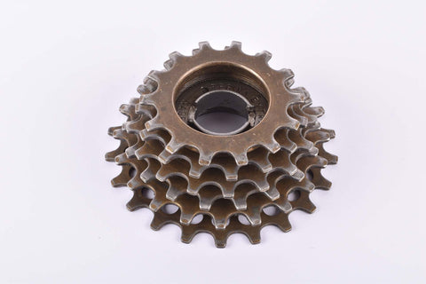 Regina Extra Oro 6-speed Freewheel with 14-22 teeth and english thread from the 1970s - 1980s