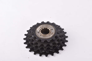 NOS Esjot Germany 5-speed freewheel with 14-24 teeth and english thread