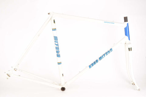 Koga Miyata Superwinner frame in 58 cm (c-t) / 56.5 cm (c-c) with Hardlite FM-2 and Hi-Manga tubes