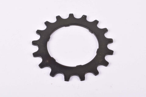 NOS Maillard 600 SH Helicomatic #MG black steel Freewheel Cog with 17 teeth from the 1980s
