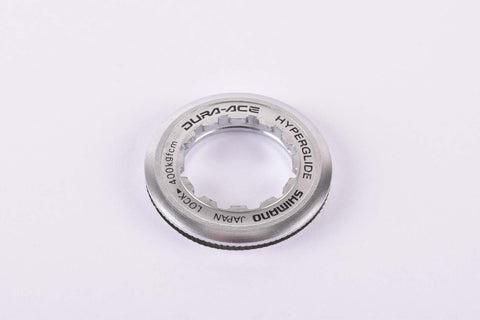 NOS Shimano Dura-Ace #CS-7401 8-speed cassette lock ring from the 1990s