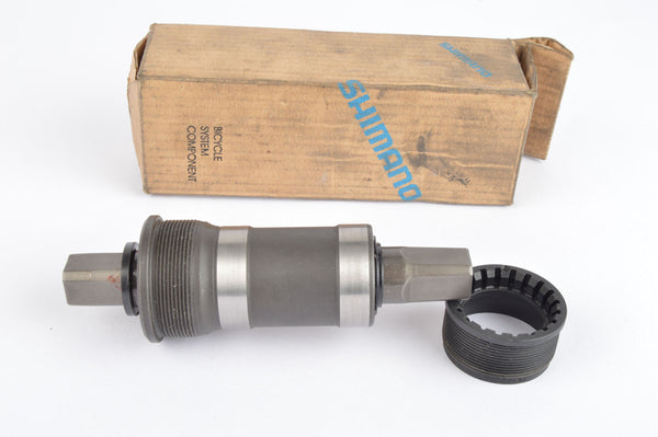NEW Shimano #BB-UN26 cartridge bottom bracket with english threading from 2013