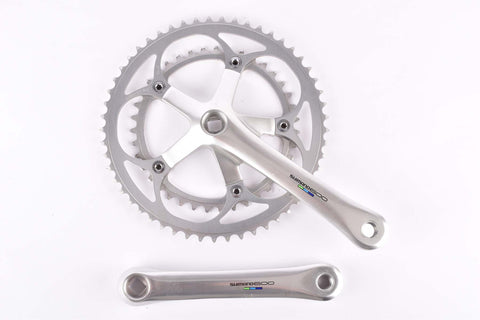 Shimano 600 Ultegra #FC-6400 Crankset with 53/39 Teeth and 170mm length from 1992 / 1993