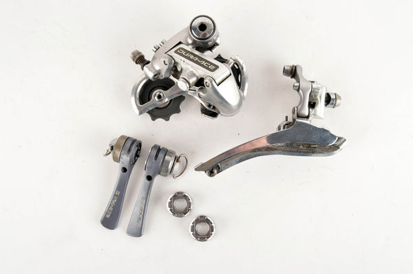 Shimano Dura-Ace #RD-7402 #FD-7400 #SL-7402 8-speed shifting set from the 1986/87