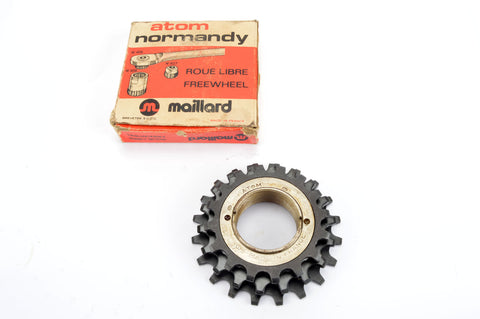 NEW Atom 3-speed Freewheel with 16-18-20 teeth from the 1970s NOS/NIB
