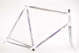 Chesini Olimpiade frame in 62.5 cm (c-t) / 61 cm (c-c) with Columbus Cromo tubing, from the 1990s