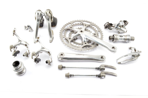 Shimano Ultegra 3/9-speed group set from 1990s - 2000s