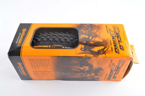 NEW Continental Cyclo X King Tire 700c x 35c from the 2010s NOS