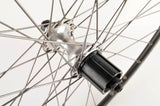 Wheelset with Mavic Module E2 clincher rims and Campagnolo Athena hubs from the 1990s