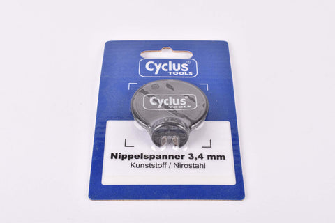 Cyclus Tools Spoke Key 3,4 mm