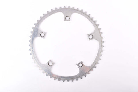 Chainring with 52 teeth and 144 BCD new bike take off