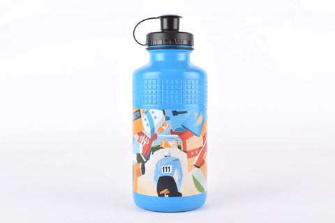 Elite Vintage Eroica water bottle, il ciclista