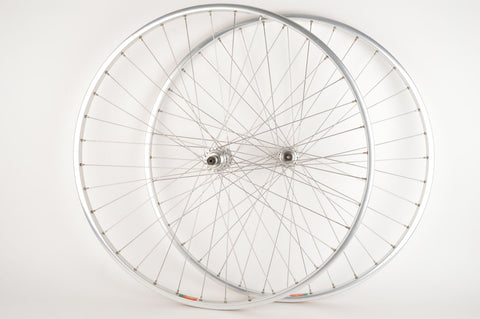 Wheelset with Mavic MA2 Clincher Rims and Campagnolo Victory #422 Hubs from 1980s New Bike Take-Off