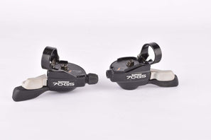 Shimano 70GS #ST-M010 3x7-speed Shifter Set from 1991