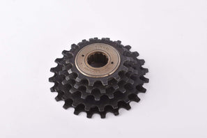 NOS Tiger 5-speed freewheel with 14-24 teeth and english thread