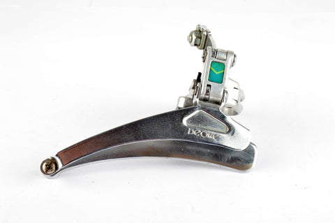 Shimano Deore #FD-DE10 Clamp-on Front Derailleur from 1981