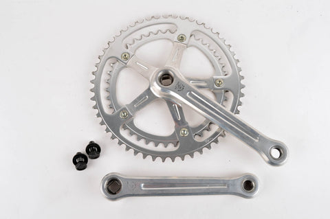 Ofmega Competizione Strada Crankset with 42/52 teeth and 170 length from the 1970s - 80s