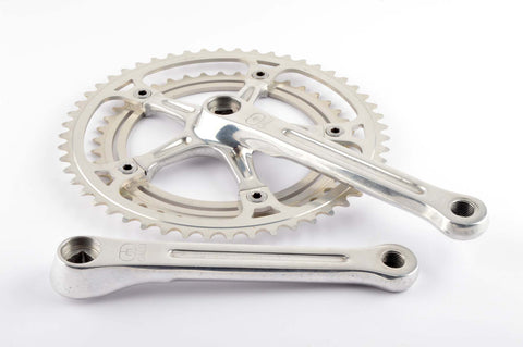 Galli (Super Record style) crankset with 42/52 teeth and 170 length from the 1980