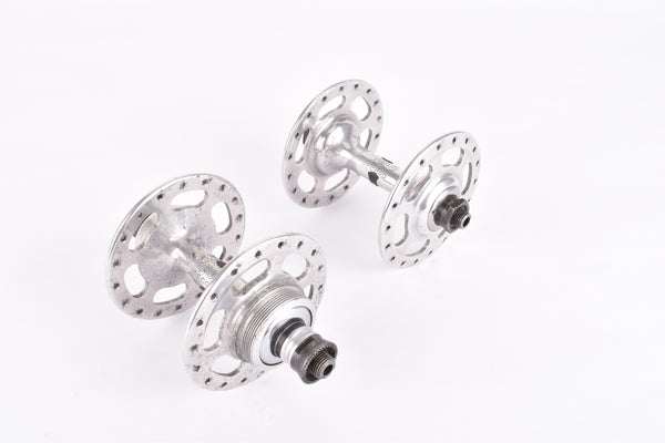 Campagnolo Record Strada #1035 High Flange Hub Set with 36 holes and english thread