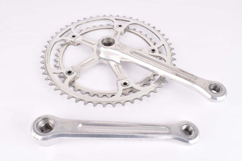 Campagnolo Super Record #1049/A Crankset with 42/52 teeth and 170mm length from 1976/77