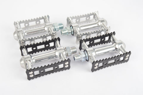 MKS Sylvan Stream pedals with english threading in black or silver