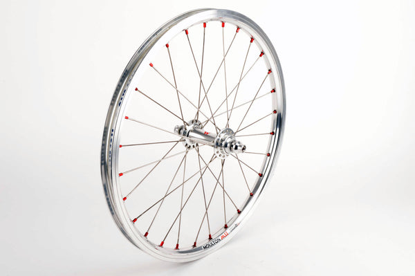 New Front Wheel with Moulton M17 Clincher Rim and Moulton Hub from the 2010s