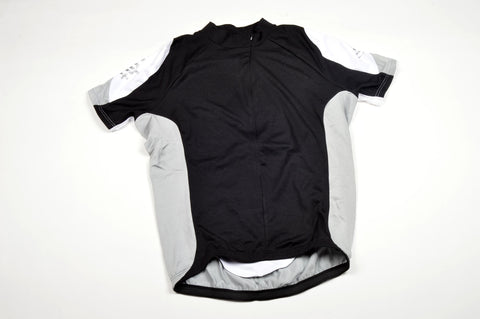 NEW Zero RH+ Nero short Sleeve Jersey with 2 Back Pockets in Size XL