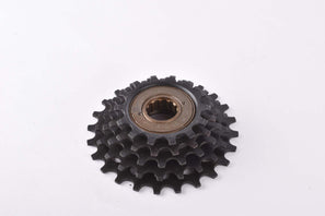 NOS Trumpf 5-speed freewheel with 14-24 teeth and english thread