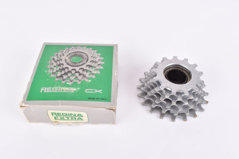 NOS/NIB Regina CX/CX-S 6-speed Freewheel with 13-20 teeth and italian threading from the 1980s