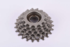 Regina Corsa 6-speed Freewheel with 14-24 teeth and italian thread from the 1980s