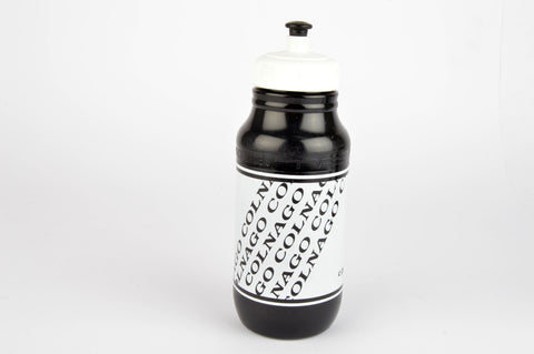 NOS Specialites TA Colnago water bottle in black/white from the 1990s
