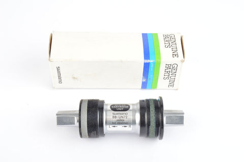 NEW Shimano Deore XT/600 Ultegra #BB-UN72 bottom bracket with italian threading from 1997 NOS/NIB