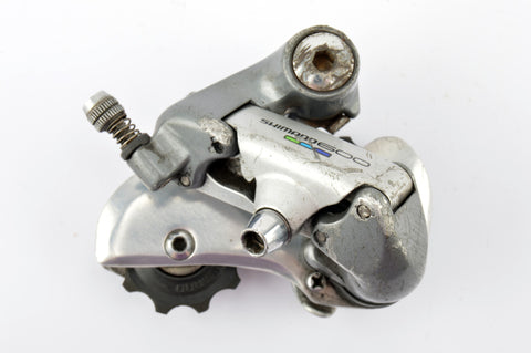 Shimano 600 Ultegra Tricolor #RD-6400 7-speed rear derailleur from 1989