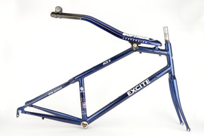 Softride Excite Ace II frame 63 - 73 cm Seat Height / 55 - 67 cm (c-c) 7005 Aluminium Eston Reaction