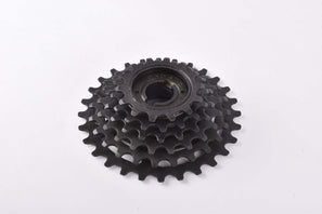 NOS Mondia 6-speed freewheel with 14-28 teeth and english thread