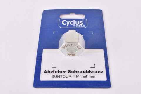 Cyclus Tools Freewheel Remover Suntour 4 notch