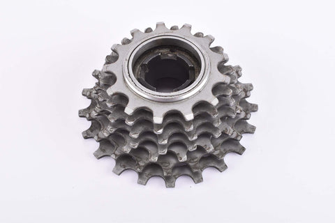 Suntour Winner 7 speed Freewheel with 13-21 teeth and english thread from the 1980s / 1990s