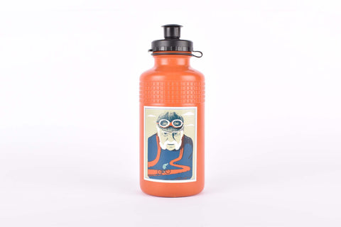 Elite Vintage Eroica water bottle with Luciano Berruti