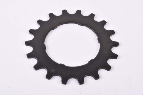 NOS Maillard 600 SH Helicomatic #MG black steel Freewheel Cog with 18 teeth from the 1980s