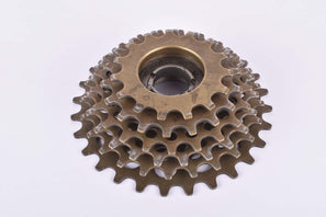 Regina Oro 6-speed Freewheel with 15-28 teeth and italian thread from 1980