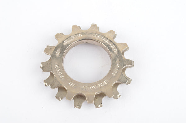 NEW Sachs Maillard #LY #IY steel Freewheel Cogs / threaded with 13/14 teeth from the 1980s - 90s NOS