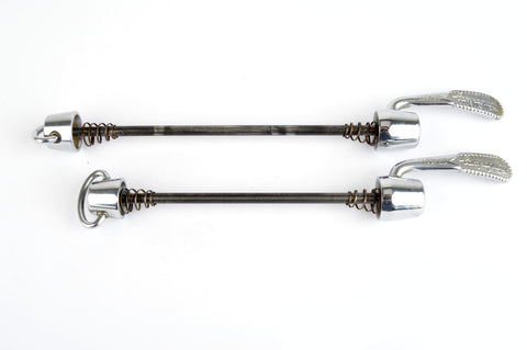 Campagnolo C-Record #321/101 (sheriff star hubs) Skewer Set from the 1980s - 90s